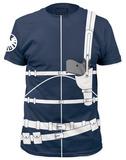 Nick Fury - Suit (slim fit) T-shirts