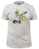 Circle Jerks - Golden Shower (slim fit) T-shirts