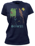 Juniors: David Bowie - Guitar T-shirts