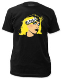 Blondie - Face (slim fit) T-Shirts