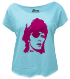 Juniors: David Bowie - Rebel Rebel (dolman) T-shirts