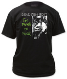 Dead Kennedys - Too Drunk T-shirts