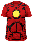 Iron Man - Iron Man Suit (slim fit) T-shirts