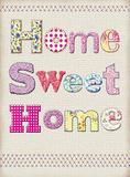 Hjem kjære hjem Blikkskilt