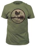 Woodstock - Woodstock 1969 (slim fit) Vêtements