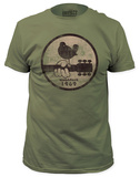 Woodstock - Woodstock 1969 (slim fit) Tシャツ