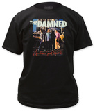 The Damned - Machine Gun Etiquette T-shirts