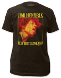 Jimi Hendrix - Electric Ladyland (slim fit) Shirts