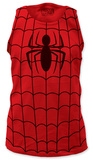 Tank Top: Spiderman - Suit Tank Top