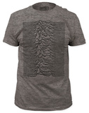 Joy Division - Unknown Pleasures Heather (slim fit) T-shirts