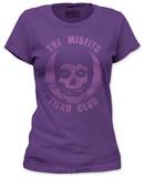 Juniors: Misfits - Fiend Club T-shirt