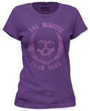 Juniors: Misfits - Fiend Club Shirt