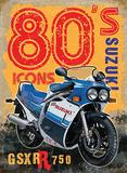 80's Icons - Suzuki Peltikyltti