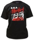 D.O.A. - Bloodied But Unbowed Shirt