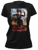 Juniors: The Avengers - Widow Attack T-shirts
