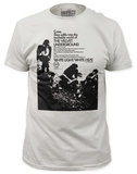 Velvet Underground - Come, Step Softly (slim fit) T-shirts