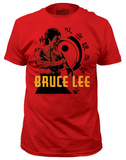 Bruce Lee - hi-YAH! (slim fit) Shirt