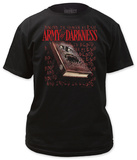 Army of Darkness - Necronomican Shirts