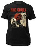 Red Skull - Red Infantry (slim fit) T-Shirt