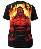 The Incredible Hulk - Red Hulk (slim fit) T-shirts
