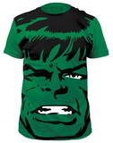 The Incredible Hulk - Big-Head Hulk (slim fit) T-Shirt