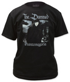 The Damned - Phantasmagoria T-shirts