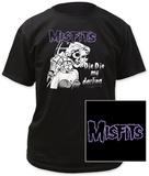 Misfits - Die Die My Darling Tričko
