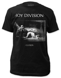 Joy Division - Closer Black (slim fit) T-Shirt