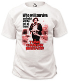 Texas Chainsaw Massacre - Who Will Survive Tshirt