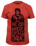 Misfits - We Go Where Eagles Dare (slim fit) T-shirts