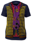 Jimi Hendrix - Jimi Jacket (slim fit) T-Shirt