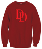 Crewneck Sweater: Daredevil - Logo T-Shirt