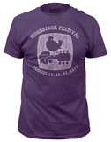 Woodstock - Woodstock Festival (slim fit) T-Shirts