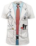 Doctor Costume Tee (slim fit) T-skjorter