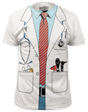 Doctor Costume Tee (slim fit) T-Shirt
