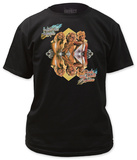 Mott the Hoople - Rock and Roll Queen Shirts