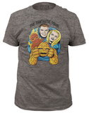Fantastic Four - The First Family (slim fit) T-shirts