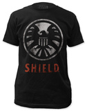 S.H.I.E.L.D - Logo (slim fit) T-Shirt