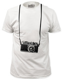 Tourist Camera Costume Tee (slim fit) Shirts