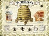 Beekeeping Blikkskilt