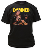 The Damned - Damned Damned Damned T-shirts