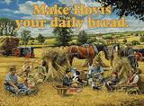 Hovis Tin Sign by Trevor Mitchell