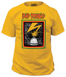 Bad Brains - Orange Capitol Shirts
