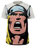 Thor - Big-Head Thor (slim fit) T-Shirt