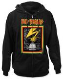 Zip Hoodie: Bad Brains - Capitol Rozpinana bluza z kapturem