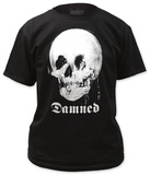 The Damned - Mirror Skull T-Shirt