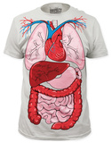 Anatomy Costume Tee (slim fit) Vêtement