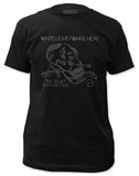 Velvet Underground - Skull Tattoo (slim fit) T-shirts