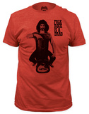 Frank Zappa - Folk Rock is a Drag (slim fit) Shirt