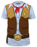 Cowboy Costume Tee (slim fit) T-Shirts